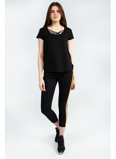 Collezione Tişört Siyah